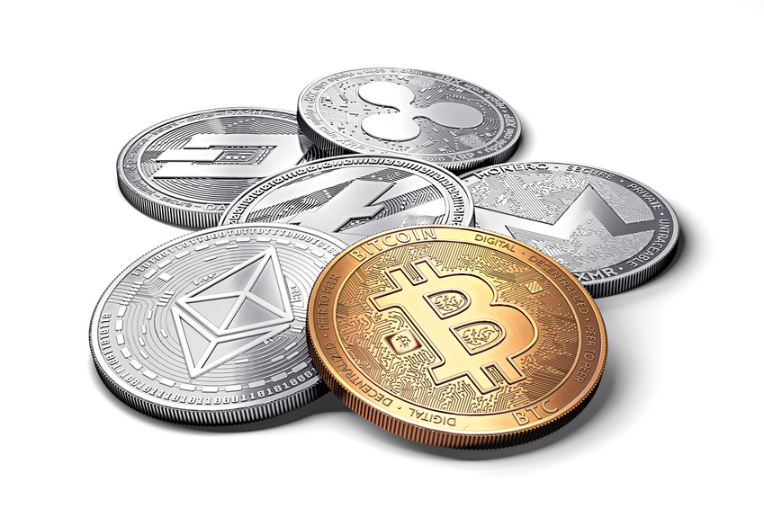 Bitcoin e le altre criptovalute